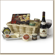 wine cheese & pate - classic hamper AY12