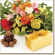 flowers & chocolates FL11.10