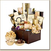 gourmet treasures gift basket (usa only) GT04