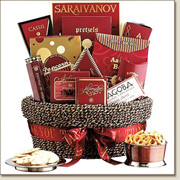 finest indulgences gourmet gift basket (usa only) GT07