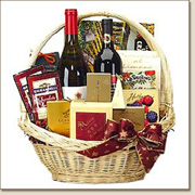 Traditional Wine and Gourmet Basket(Canada only) GT10