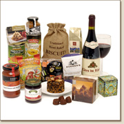 the accomplishment - traditional hamper LL12