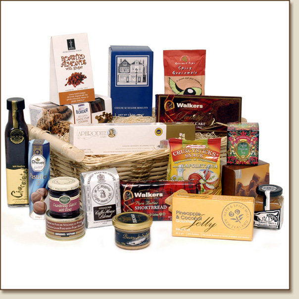 a matter of taste - traditional hamper LL13