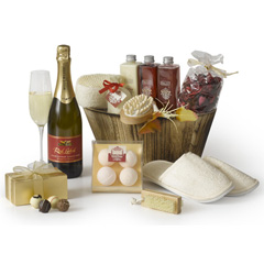 luxury pamper hamper LS21.10