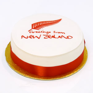 NZ Greetings Cake OL24