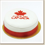 Canadian Greetings Cake OL32.10