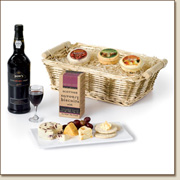 port & cheese hamper PC12