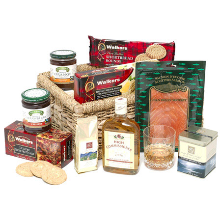 The Robbie Burns Hamper TC11.10