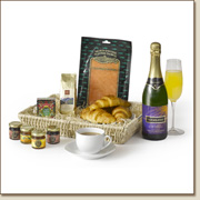 luxury port & cheese gift case