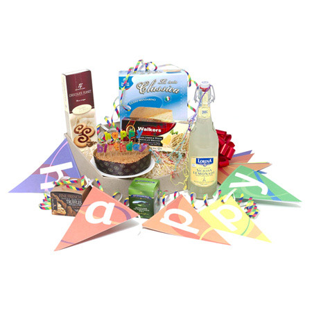 Birthday Tea Hamper TC21.10
