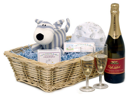 Welcome Baby Boy Hamper TC27.10